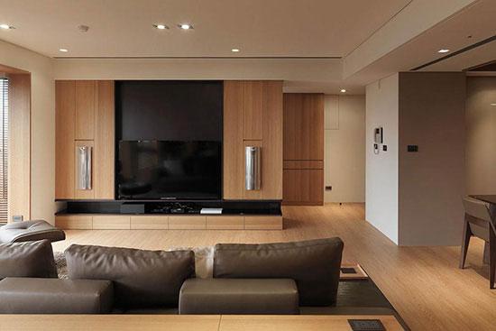 دکوراسیون داخلی خانه نو