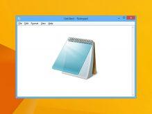 بالاخره Notepad بروز رسانی شد!