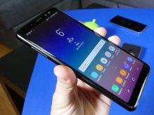 Galaxy A6 2018، میان رده جدید سامسونگ