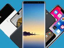 سریعترین گوشی های 2018 معرفی شدند