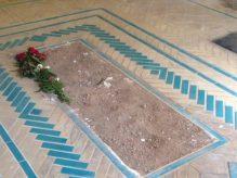 سنگ مزار قائم