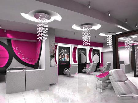 آرایشگاه زنانه گل رز