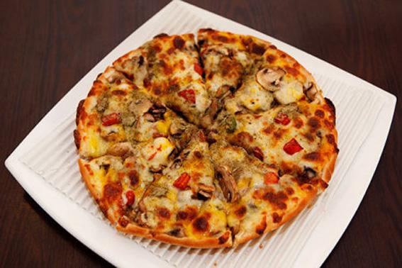 پیتزا بلوط