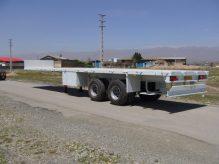 کارگاه تریلرسازی و خدمات ماشین سنگین Tornado