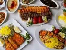 رستوران کباب ترکی آراز
