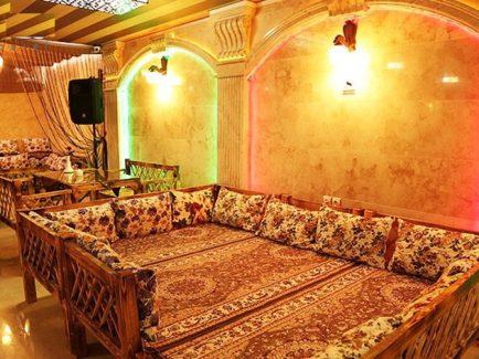 رستوران باغ سفره ایرانی