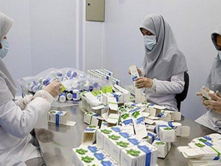 شرکت نوش دارو البرز