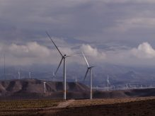 نیروگاه بادی