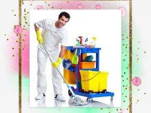 دفتر خدمات نظافتی ستاره شرق