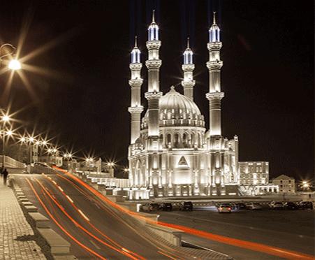 معماری های زیبا در جمهوری آذربایجان