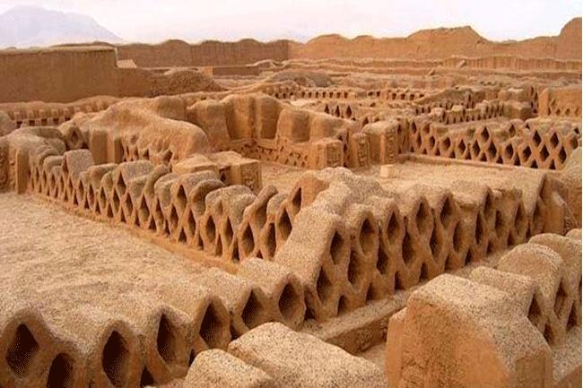 بناهای خشتی معروف دنیا را بشناسیم